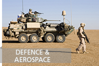 Defence & Aerospace Industry