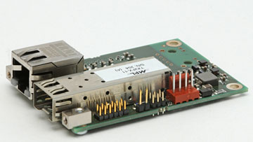 Copper to Fiber Optic Ethernet Media Converter