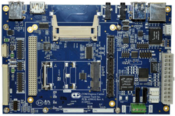 COM Express® Type 2 Carrier Board